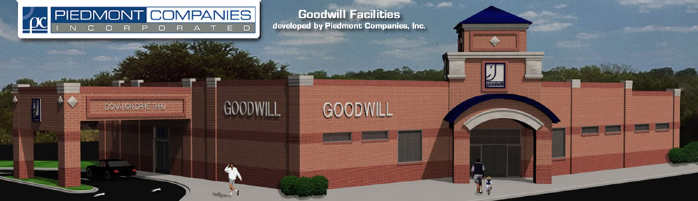 Charlotte, NC Steele Creek Goodwill Rendering
